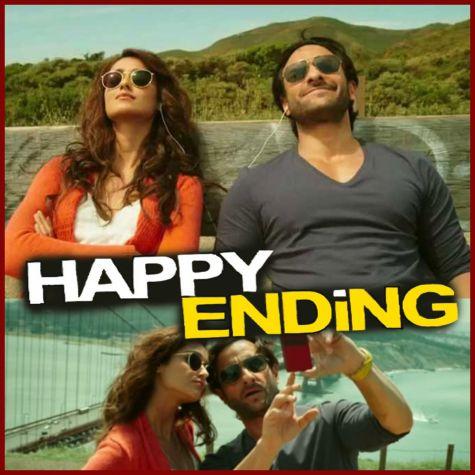 Khamma Ghani - Happy Ending (MP3 And Video Karaoke Format)