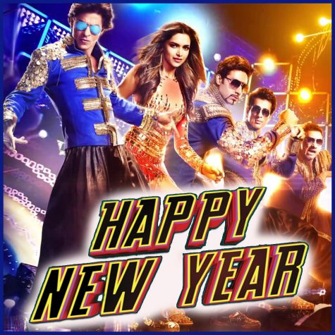 Dance Like a Chhammiya - Happy New Year (MP3 Format)