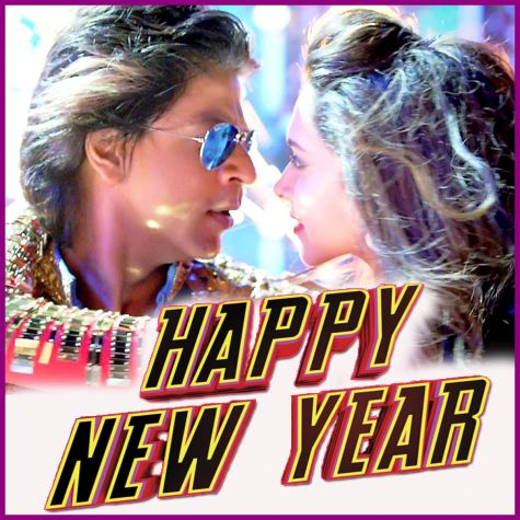 India Waale - Happy New Year (MP3 And Video Karaoke Format)