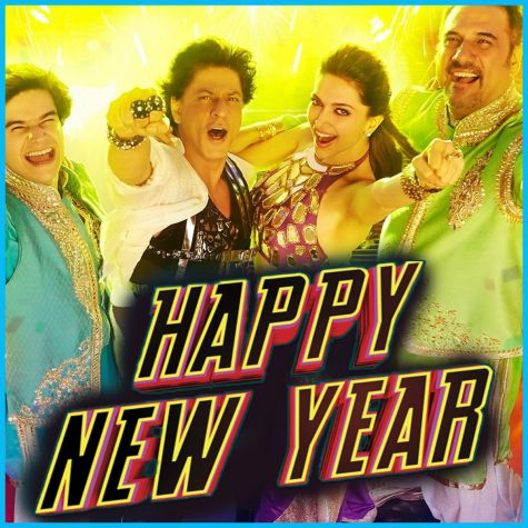 Sharabi - Happy New Year (MP3 And Video Karaoke Format)