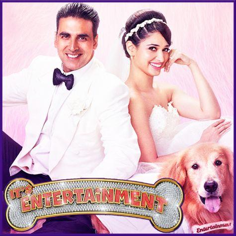 Veerey Di Wedding - Its Entertainment (MP3 And Video Karaoke Format)