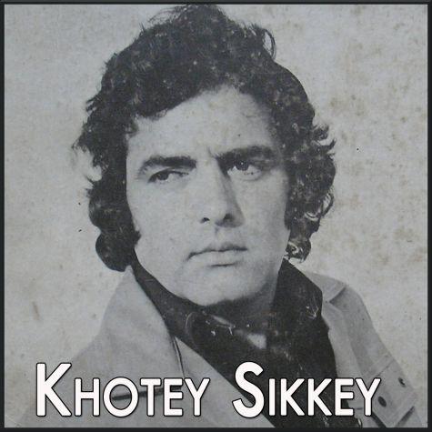 Jeewan Mein Tu Darna Nahin - Khotey Sikkey (MP3 and Video-Karaoke Format)