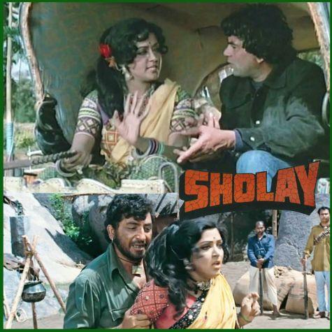 Koi Haseena Jab - Sholey (MP3 Format)