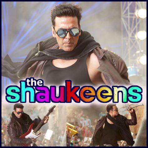 Ishq Kutta Hai - The Shaukeens (MP3 And Video-Karaoke Format)