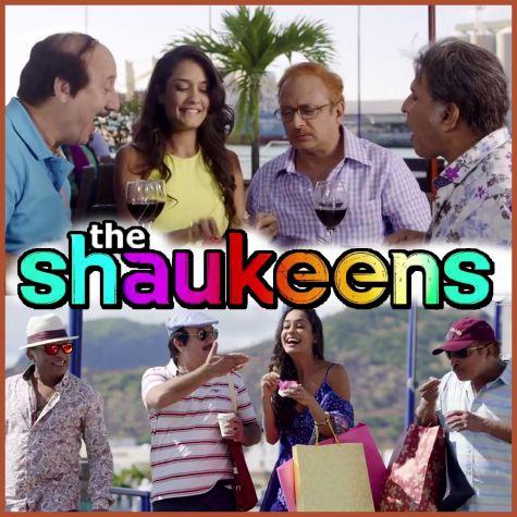 Aashiq Mizaaj - The Shaukeens (MP3 And Video-Karaoke Format)