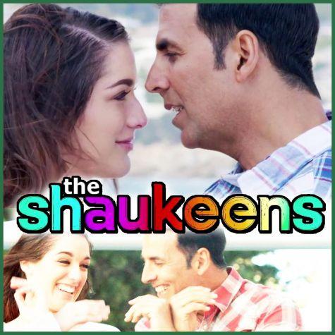 Meherbani - The Shaukeens (MP3 And Video Karaoke Format)