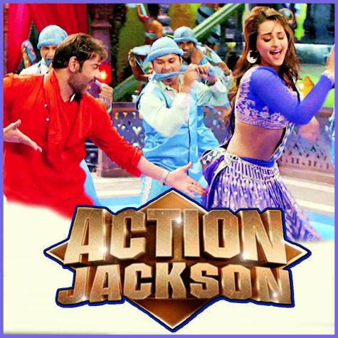 Chichora Piya - Action Jackson (MP3 And Video-Karaoke Format)