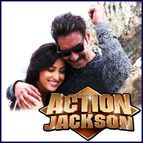 Dhoom Dhaam - Action Jackson (MP3 And Video Karaoke Format)