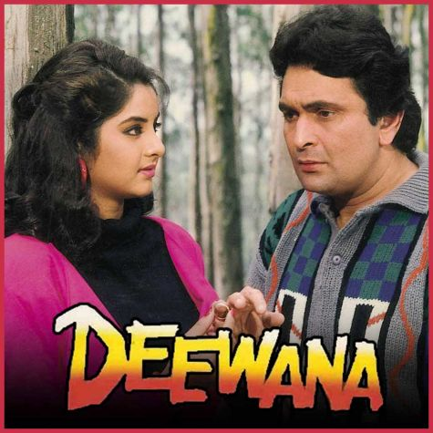 Teri Ummeed Tera Intezaar - Deewana (MP3 and Video Karaoke Format)