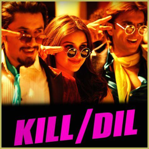 Bawra - Kill Dil (MP3 And Video-Karaoke Format)