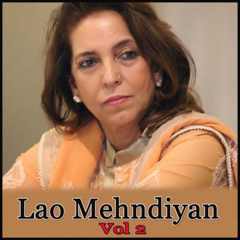 Punjabi - Medley Kala Sha Kala-Lao Mehndiyan Vol 2