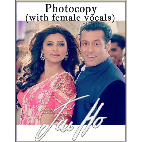 Photocopy (With Female Vocals) - Jai Ho (MP3 And Video-Karaoke Format)