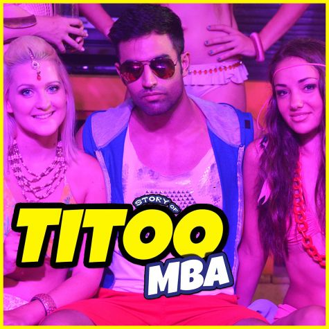 Plan Bana Le - Titoo MBA (MP3 And Video-Karaoke Format)