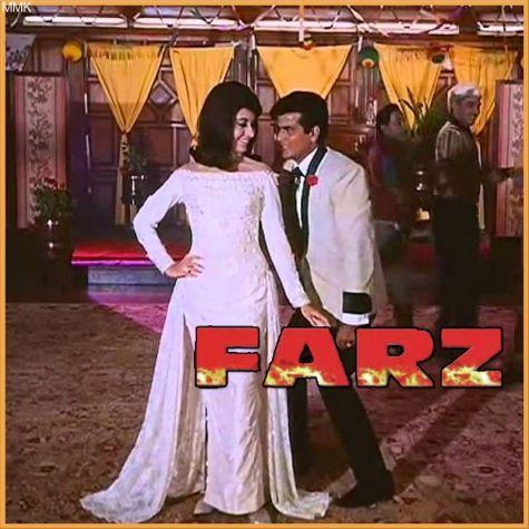 Baar Baar Din Ye Aaye (Happy Birthday To You) - Farz (MP3 And Video Karaoke Format)