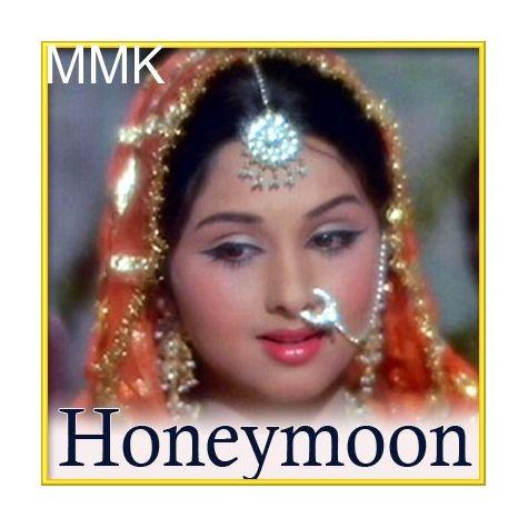 Din Hain Yeh Bahaar Ke - Honey Moon (MP3 and Video Karaoke Format)