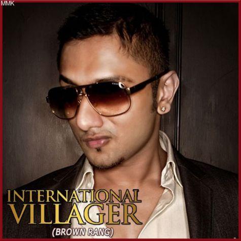 Brown Rang - International Villager (MP3 And Video Karaoke Format)