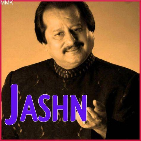 Niklo Na Benaqab - Jashn (MP3 And Video Karaoke Format)