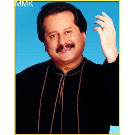 Chandi Jaisa Rang Hai Tera - Live Version - Best Of Pankaj Udhas Volume 2 (MP3 and Video Karaoke Format)