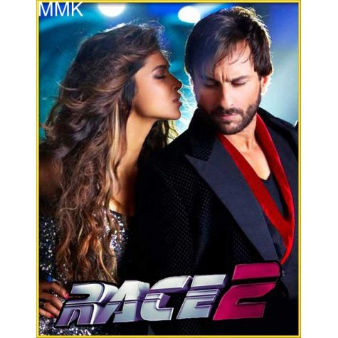 Party On My Mind - Race 2 (MP3 and Video Karaoke Format)