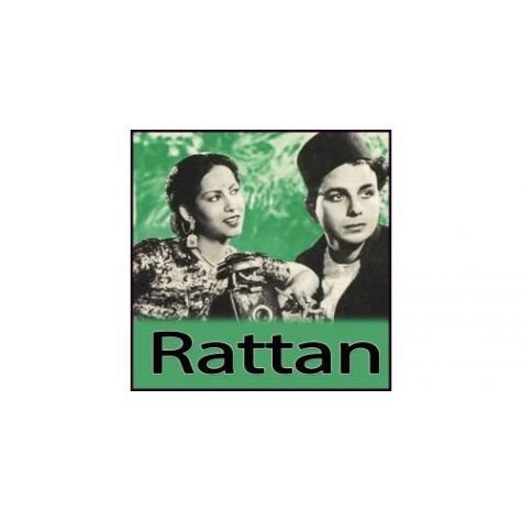 O Jane Wale Balamwa - Rattan (MP3 and Video-Karaoke  Format)