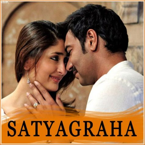 Raske Bhare Tore Naina  -  Satyagraha (MP3 And Video Karaoke Format)