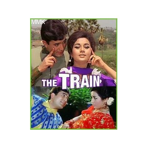 Gulabi Ankhein Jo Teri Dekhi - The Train (MP3 and Video Karaoke Format)