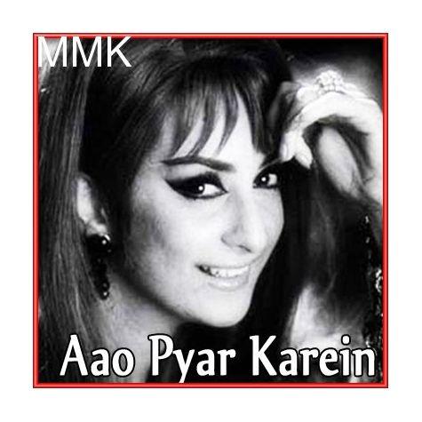 Bahaare Husn Teri - Aao Pyaar Karein (MP3 and Video-Karaoke  Format)