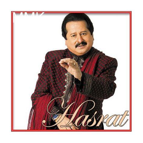 Peene Walo Suno - Hasrat (MP3 and Video Karaoke Format)