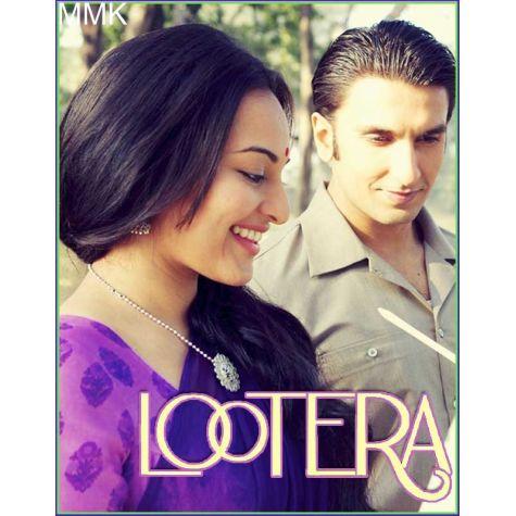 Ankahee - Lootera (MP3 and Video Karaoke Format)