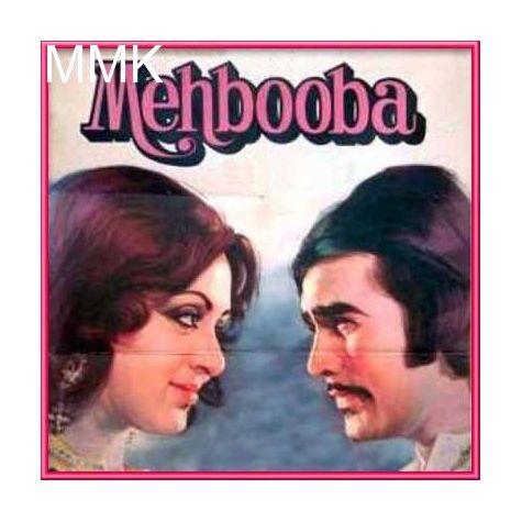 Gori Tori Paijaniya - Mehbooba (MP3 and Video-Karaoke Format)