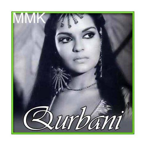 Aap Jaisa Koi - Qurbani (MP3 and Video Karaoke Format)