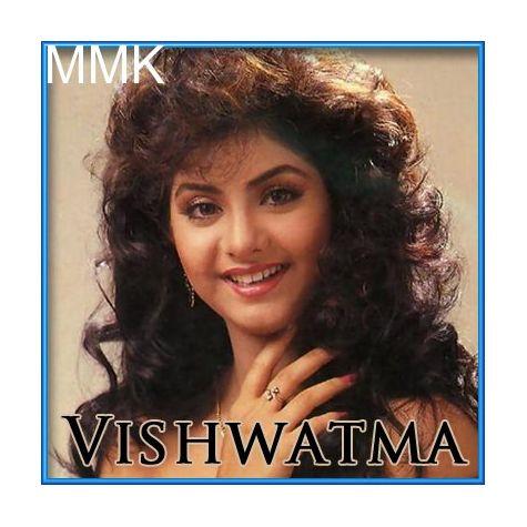 Saat Samandar Paar Main Tere - Vishwatma (MP3 and Video Karaoke Format)