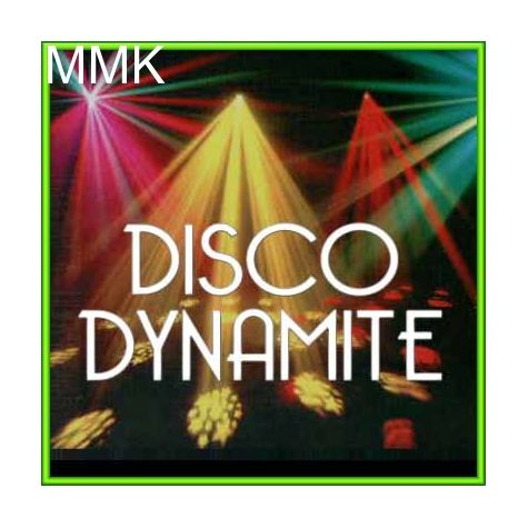 I Am A Disco Dancer Remix Dj Akhtar - Disco Dynamite (MP3 and Video Karaoke Format)