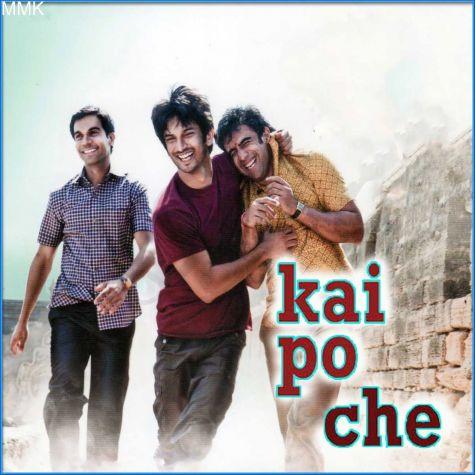 Shubharambh (Remix)  - Kai Po Chhe (MP3 And Video Karaoke Format)