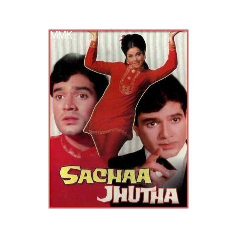 Yunhi Tum Mujhse Baat Karti Ho - Sacha Jhoota