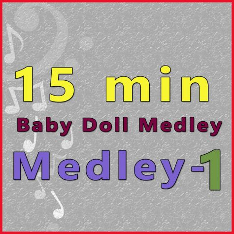 15 Min Medley - Party Songs