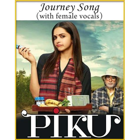 Journey Song - Female Vocals - Piku