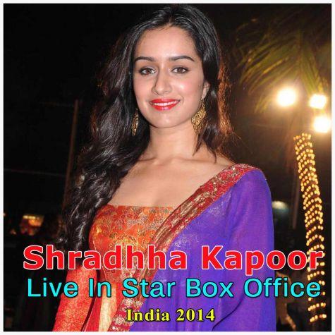 Galiyan and Chahun Main Ya Na Mashup - Shradhha Kapoor Live