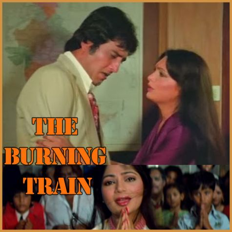 Teri Hai Zameen Tera Aasmaan (Version) -The Burning Train (MP3 And Video Karaoke Format)