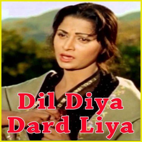 Phir Teri Kahani Yaad Aayi - Dil Diya Dard Liya