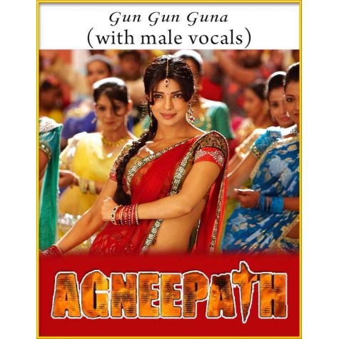 Gun Gun Guna (With Male Vocals) - Agneepath