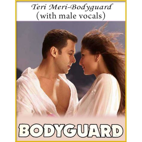 Teri Meri-Bodyguard (With Male Vocals) - Bodygaurd