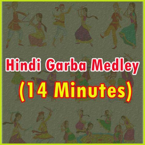 Hindi Garba Medley - (14 Minutes)