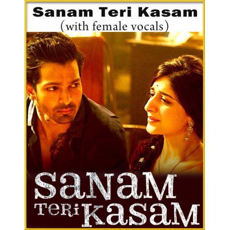 Sanam Teri Kasam (With Female Vocals) - Sanam Teri Kasam