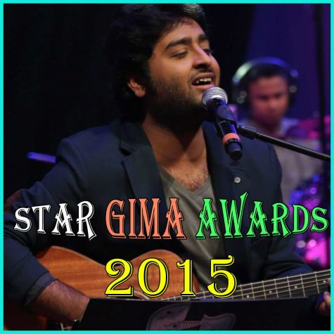 Arijit Singh Live - GIMA Awards - Star GIMA Awards 2015