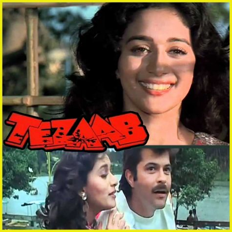 Keh Do Ki Tum Ho Meri Warna - Tezaab