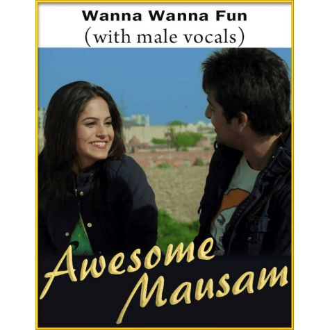 Wanna Wanna Fun (With Male Vocals) - Awesome Mausam