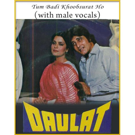 Tum Badi Khoobsurat (With Male Vocals) - Daulat