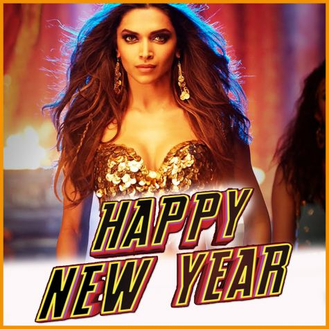 Lovely - Happy New Year (With Male Vocals) (MP3 And Video Karaoke Format)