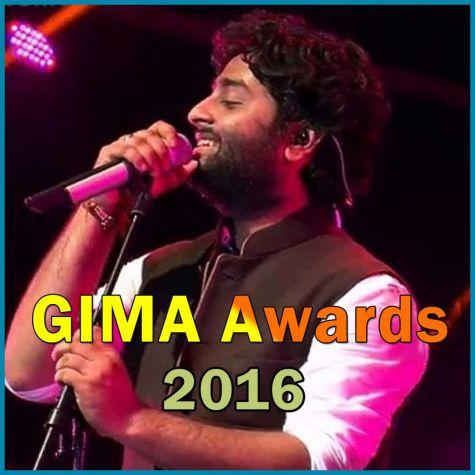 Arijit Singh Medley - GIMA Awards 2016